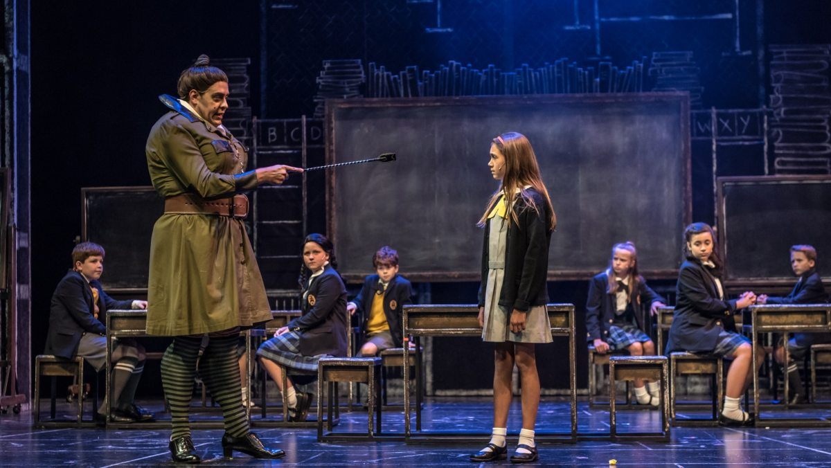 Matilda brings her spectacular magic to Birmingham's DJD Theater. See the hilarious, feel good musical until August 4. Use code: Matilda7 to save $7