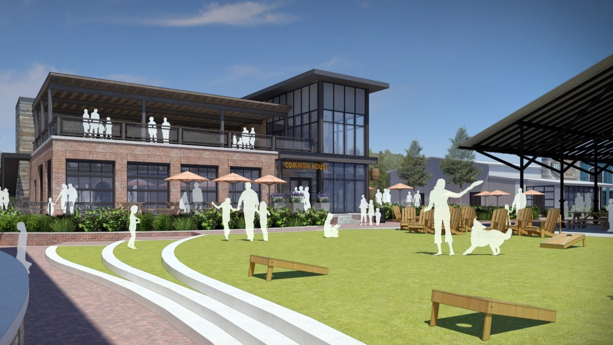 A mixed-use project is coming to Trussville, plus 2 places to grab meal