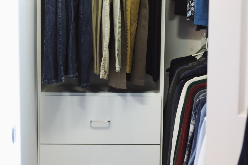 Closets by Design knows how to maximize a small space.