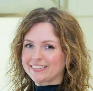 Amanda Raney is one of this year's Sloss Tech Women in Tech panelists.