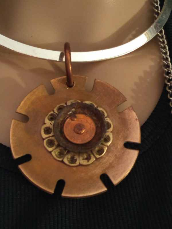 Hunter Bell Art will have some jewelry for sale in the gallery at Art Alive!