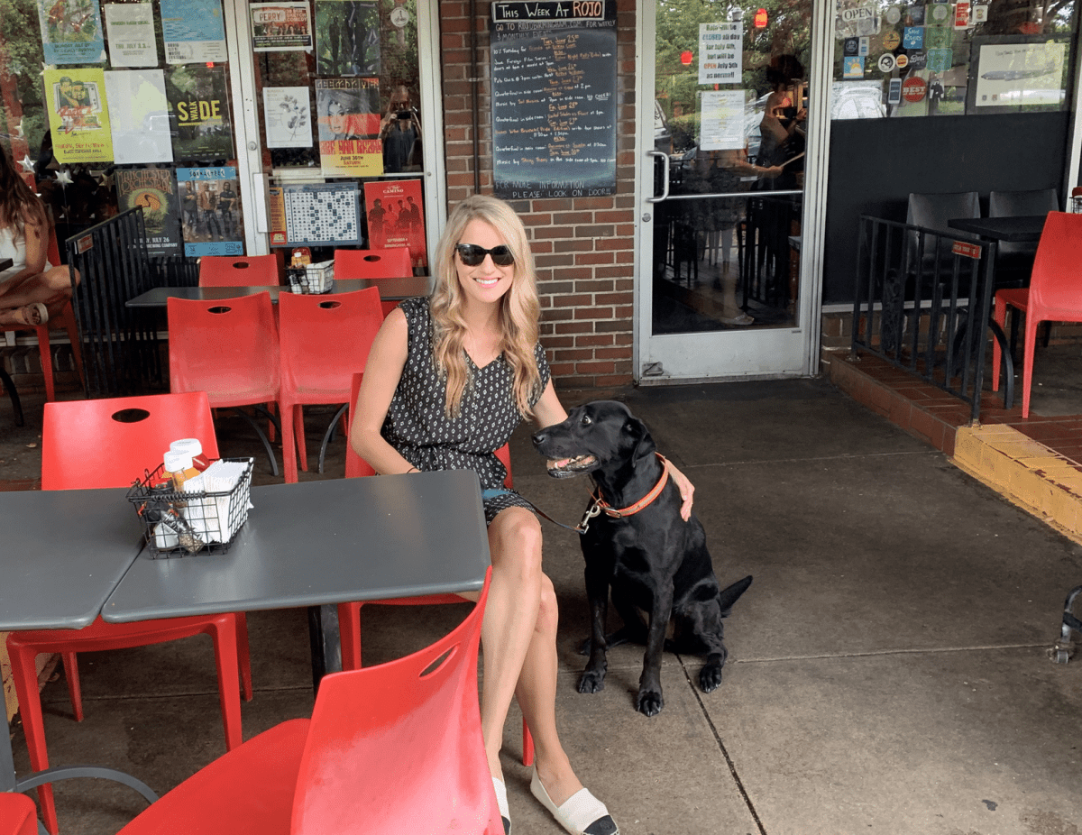 10 places to dine with your dog in Birmingham. Adorable pup photos included