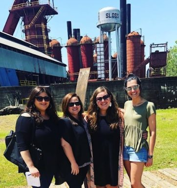 Walk to End Alzheimer's at Sloss Furnaces