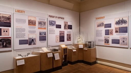 The Black Citizenship in the Age of Jim Crow Exhibition.