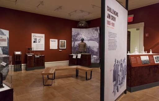 Exhibition Black Citizenship in the Age of Jim Crow