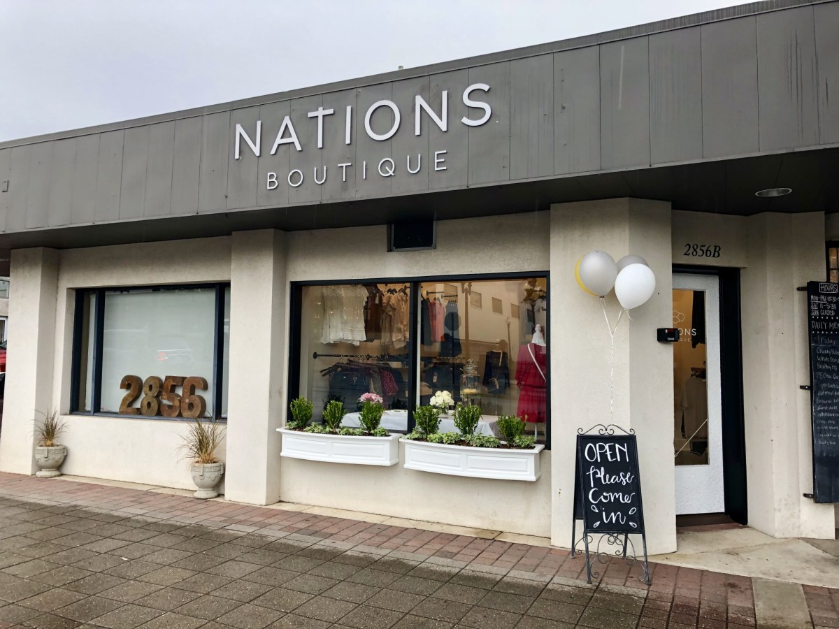 Nations Boutique adds second location to Downtown Homewood. See photos inside