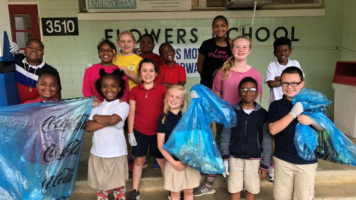 Alabama PALS working towards cleaner campuses, cleaner roads, cleaner shores – a cleaner state