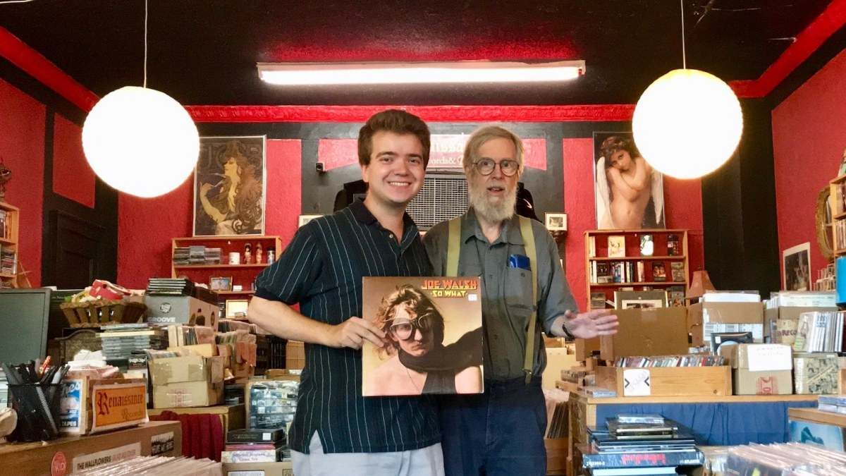 How a small record store made an outsider feel at home in Birmingham