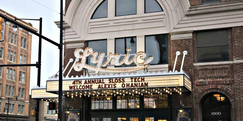 The Lyric was the site of the fourth annual Sloss Tech.