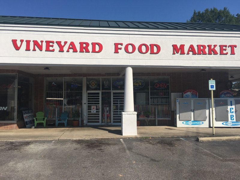 Vineyard Food Market