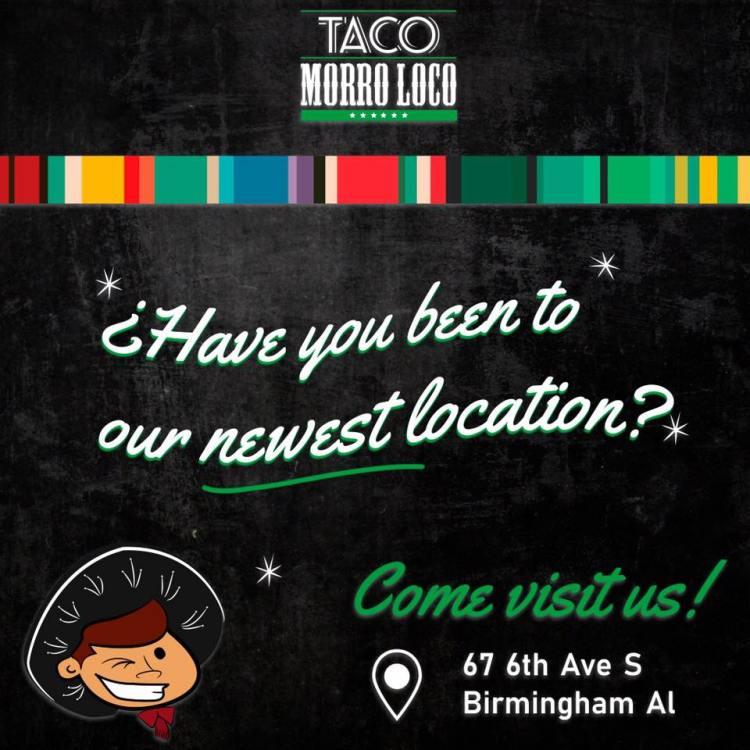 Taco Morro Loco #3 is a popular spot in Titusville