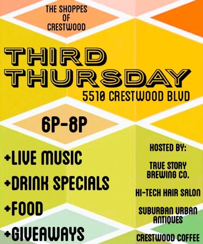 Third Thursday