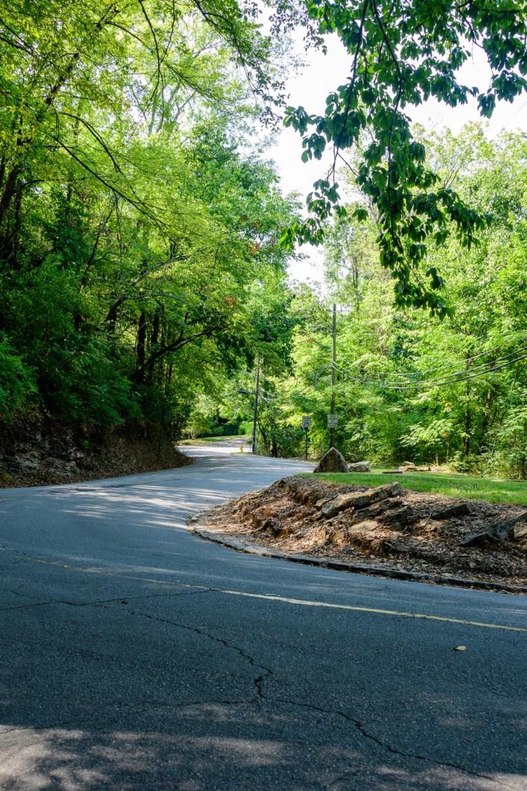 Birmingham, Altamont Road, drives, Driver's Way, views, scenery