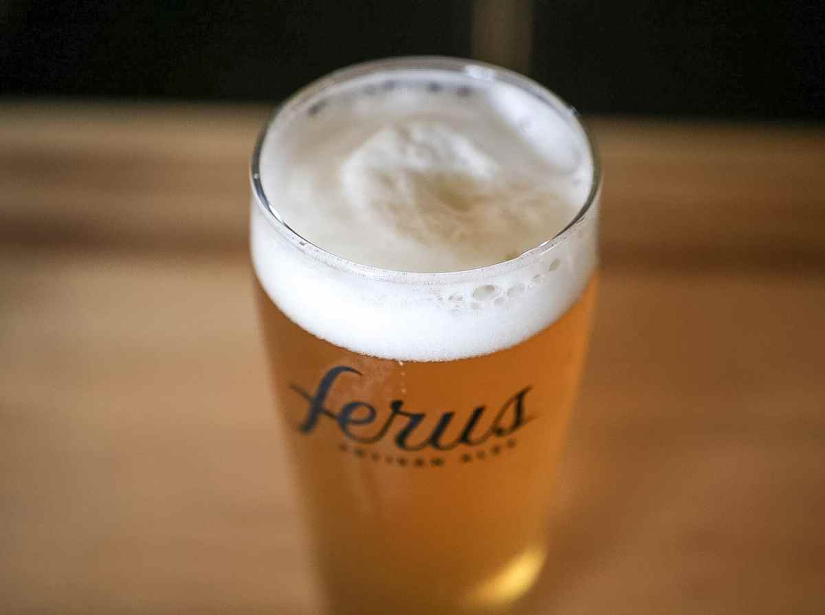 "Ferus Ales named to ""Best Beer in Every State"" list by national publication"