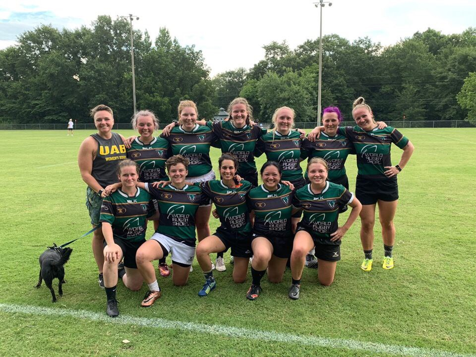 UAB/Birmingham Women's Rugby Club begins practice September 3 & 5. Learn how to get involved.