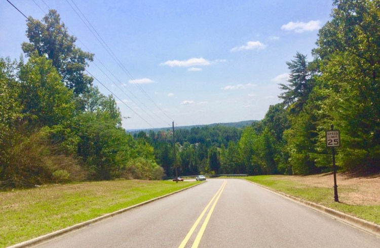 Birmingham, Trussville, Driver's Way, Alabama, Mary Tyler Road, drives, scenery