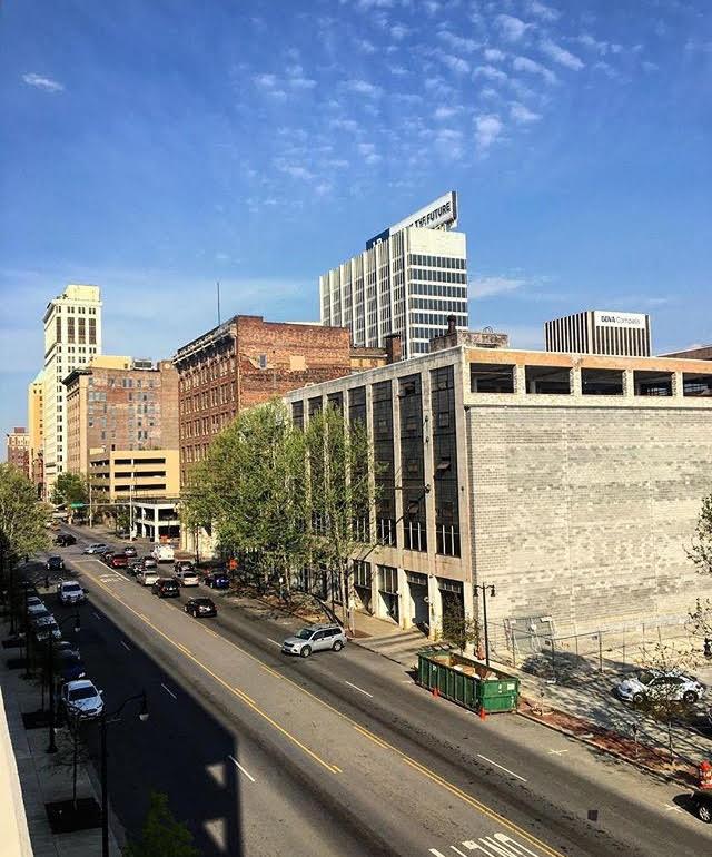 Birmingham, Alabama, downtown