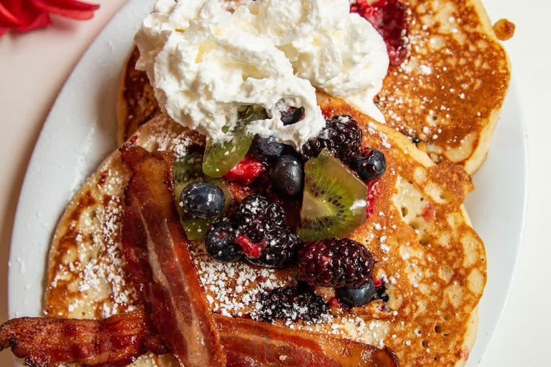 Birmingham, Ruby Sunshine, breakfast, pancakes, food, brunch