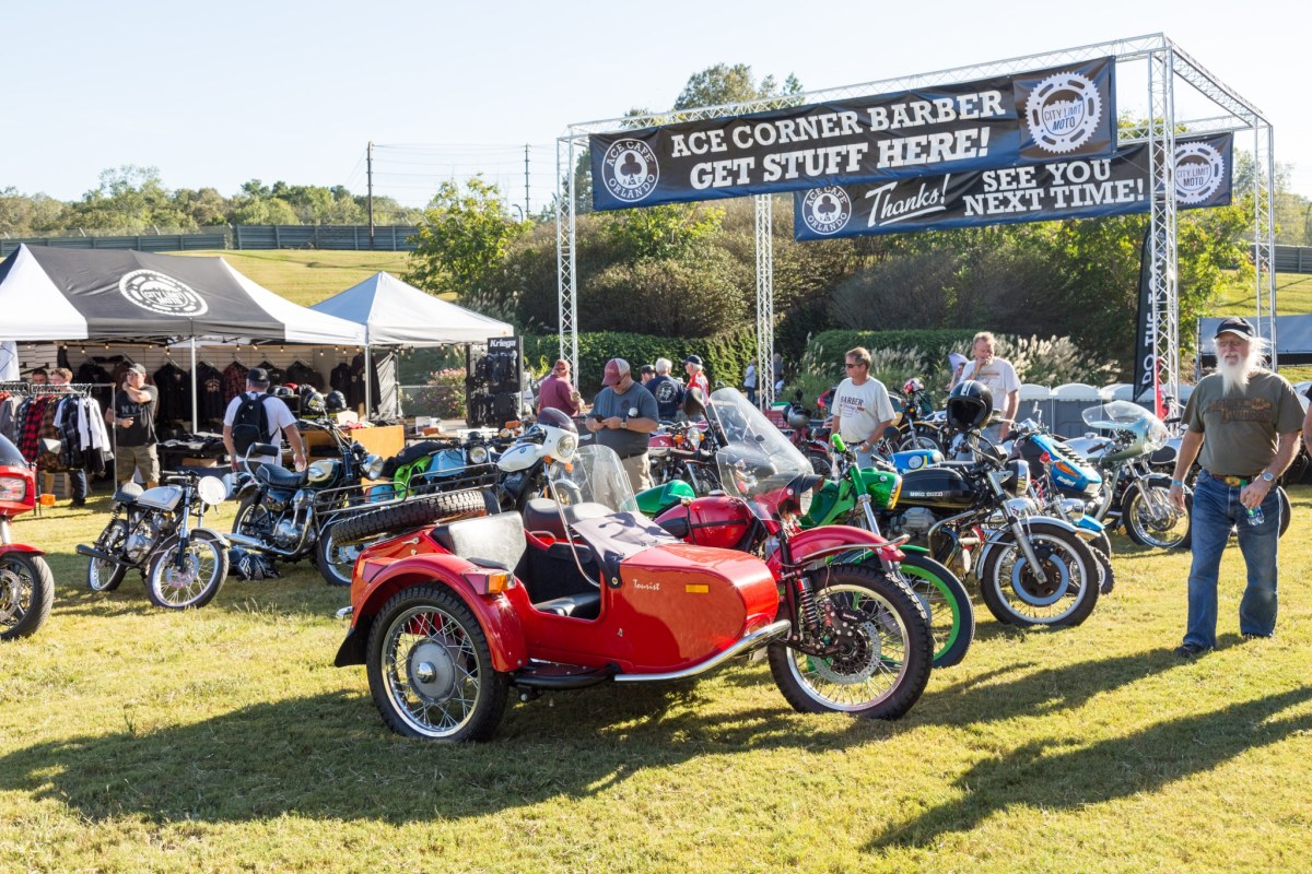 Barber Vintage Festival returns to Birmingham for 15th annual event. Friday-Sunday, October 4-6