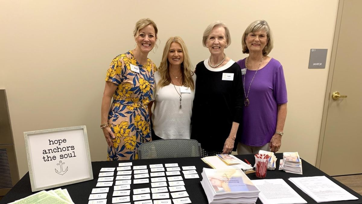 Know someone with memory loss? Asbury UMC launches Anchor Community Respite Ministry. All are welcome!