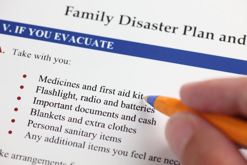 Disaster Preparedness Workshop