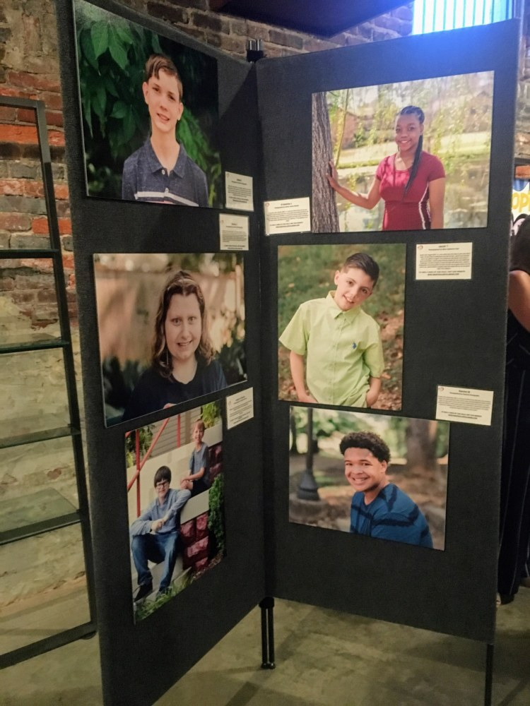 Heart Gallery Alabama's traveling display is part of building families