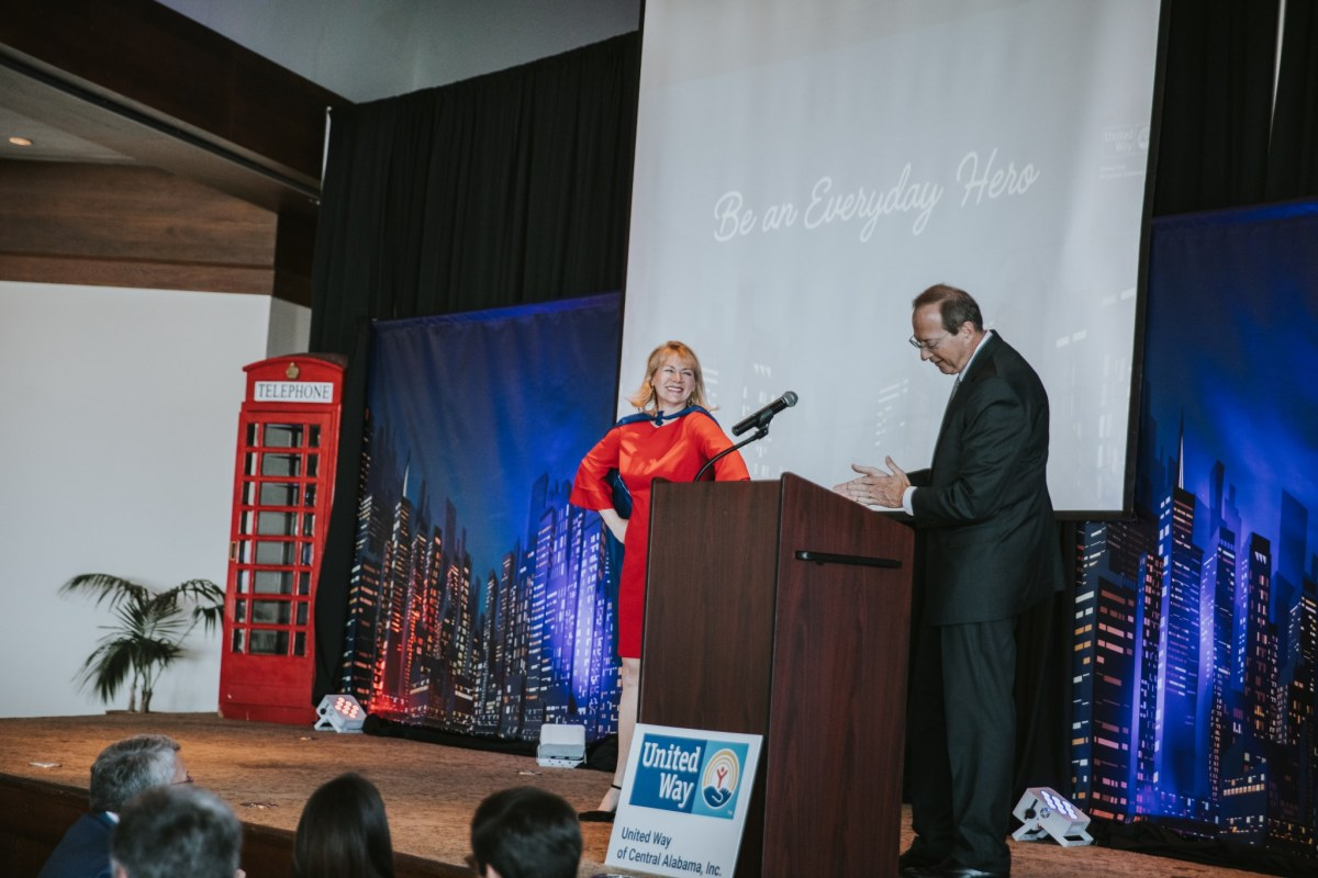 How you can be an Everyday Hero with United Way of Central Alabama