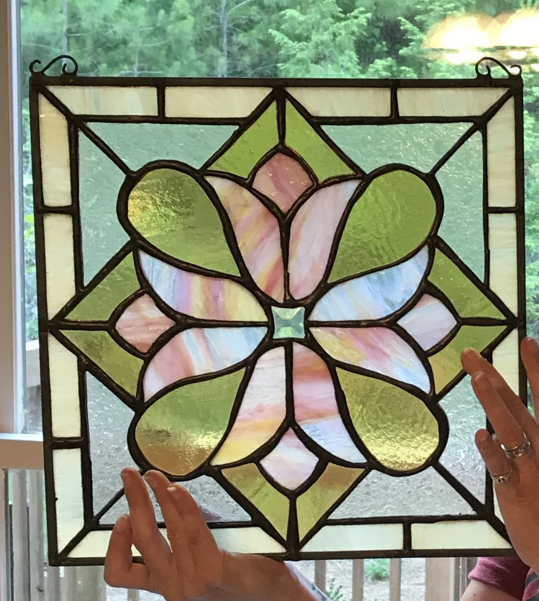 You can create gorgeous stained glass and more at Samford Academy of the Arts this fall