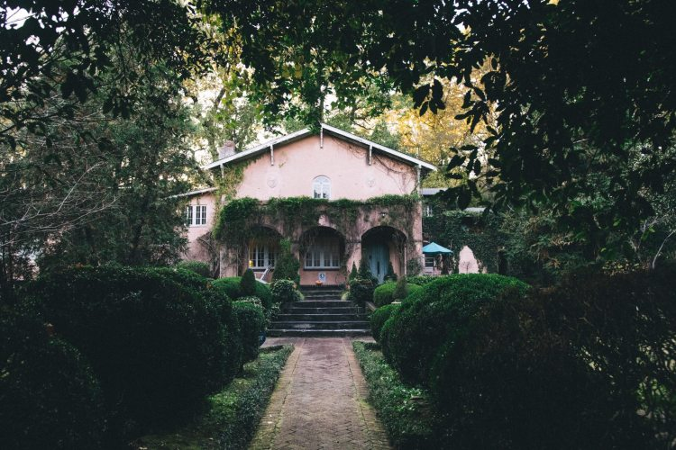 Homewood Pink House