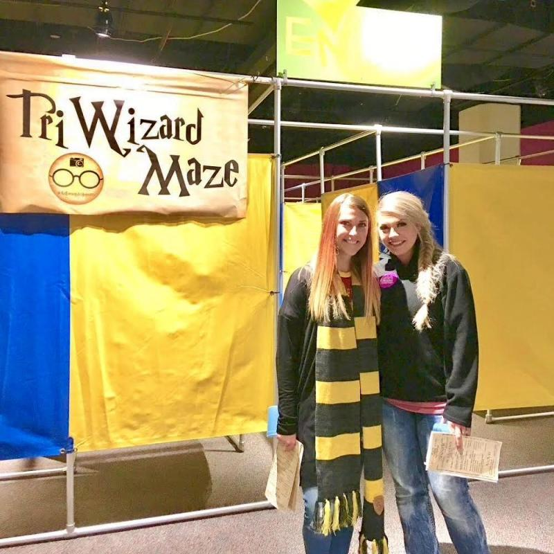 Birmingham, McWane Science Center, Wizards Whiskey and Wine, Harry Potter