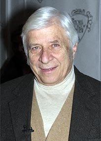 Elmer Bernstein, composer of the Ghostbusters film score