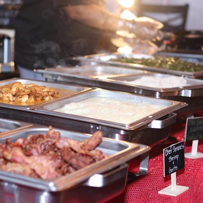 3 reasons to check out Taste of Freedom, with food from Bham's best African-American chefs–Nov. 2
