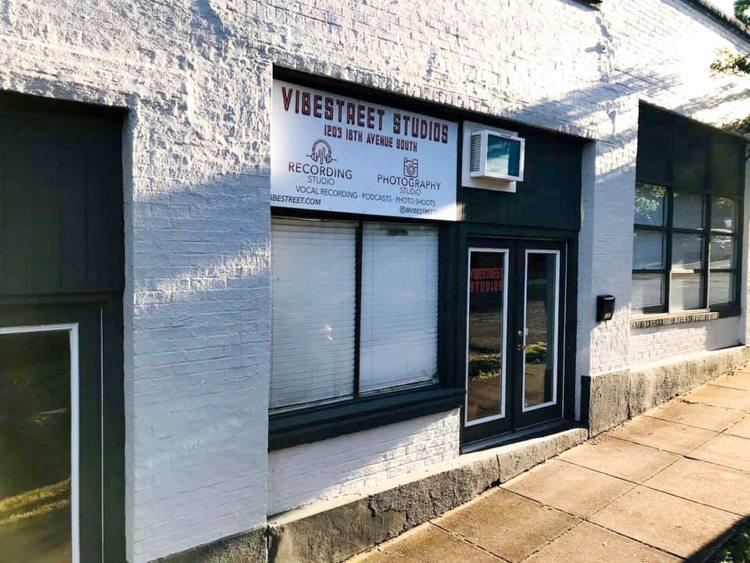 Outside View of Vibestreet Studios
