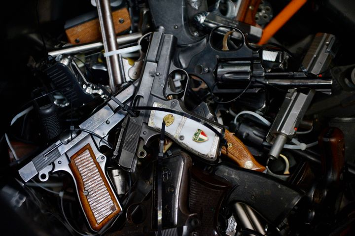 unwanted gun