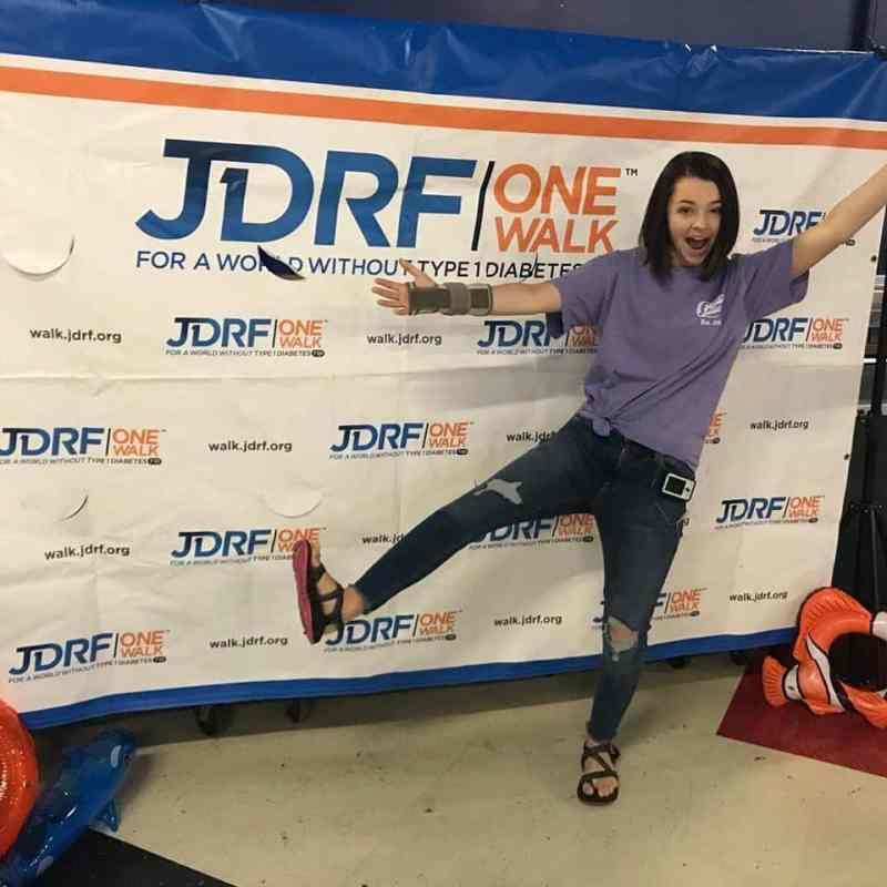 Birmingham, JDRF, Central Alabama One Walk, Juvenile Diabetes Research Foundation, Type 1 Diabetes, Diabetes, fundraising walks