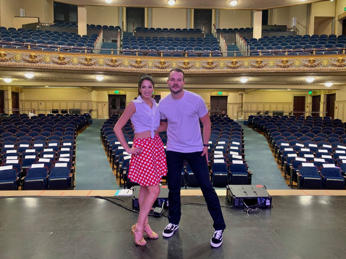 Dancing with the Stars of the Magic City is happening tonight, Oct. 10 at The Lyric in Birmingham—Get tickets + see the local celebs competing!