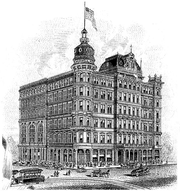 Caldwell Hotel
