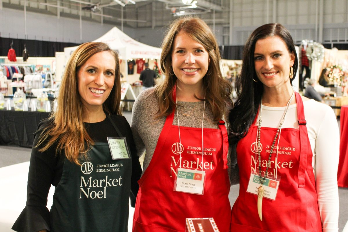 Save the date: Shop 100+ local and national vendors at the Junior League of Birmingham's Market Noel Nov. 20-23