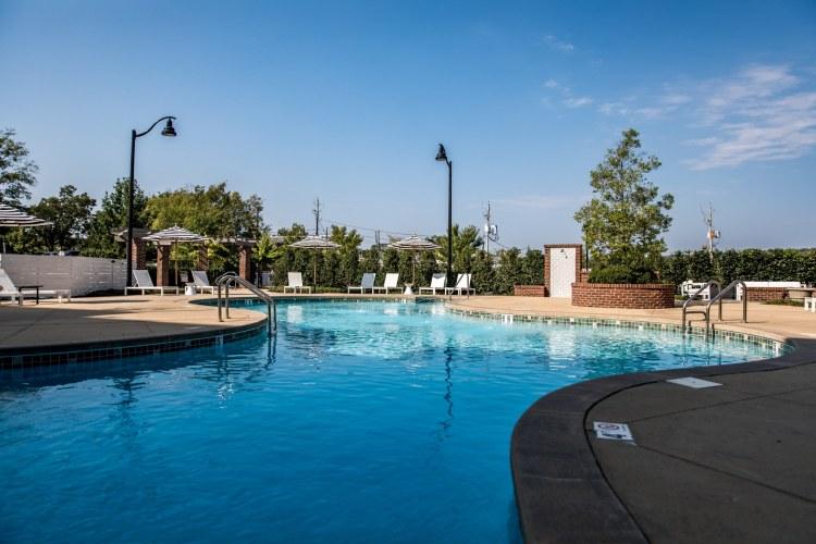 Pool at The Eastbury