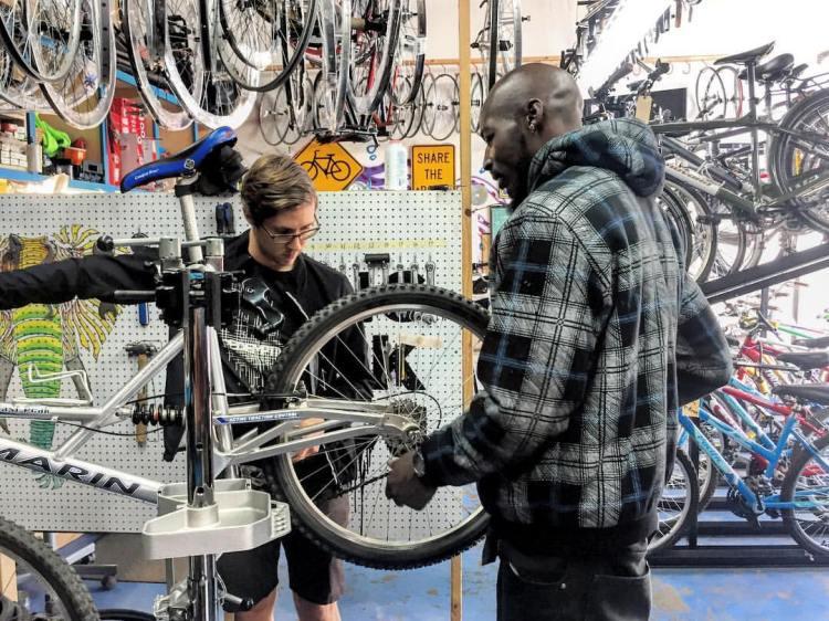 Birmingham, Redemptive Cycles, bikes, bicycles, bike riding, mechanics, classes