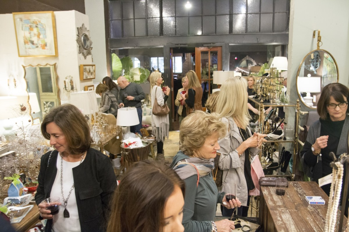 Want to buy the perfect holiday gift? Shop local at these 3 open house events in Mountain Brook, Nov. 14-Dec. 5