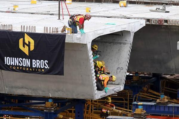 more holiday travel detours due to 59/20 bridge construction