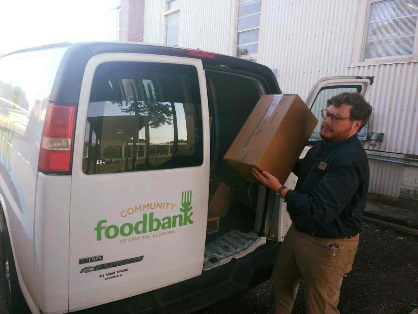 Birmingham, Community Food Bank of Central Alabama, donate, food drives, volunteer