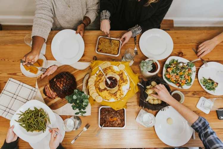 Birmingham, Ashley Mac's, Thanksgiving, catering, dressing, stuffing, cornbread