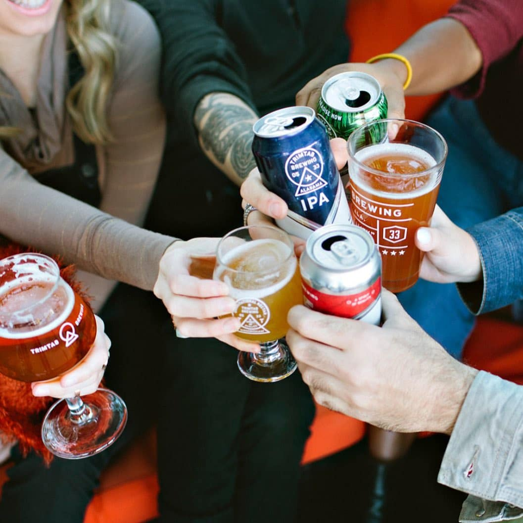 9 dangerously delicious seasonal brews in Birmingham, including Imperial Holiday Now from TrimTab Brewing Company
