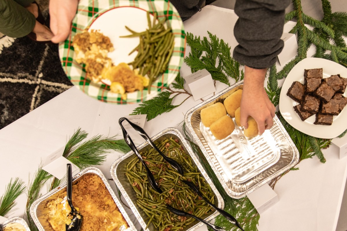 Got leftover food from your catered party? Let Second Servings donate it back to the community!
