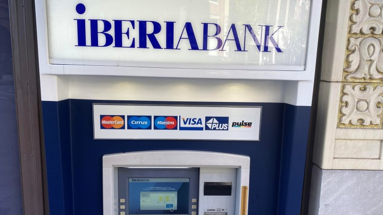 Photo of IBERIABANK ATM in Birmingham, Alabama