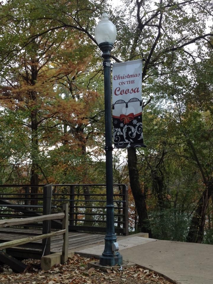 Birmingham, Christmas on the Coosa, Wetumpka, Coosa River