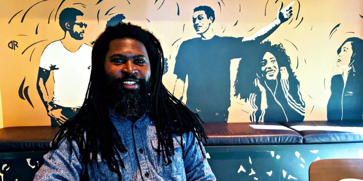 Brian Voice Porter Hawkins at Starbucks