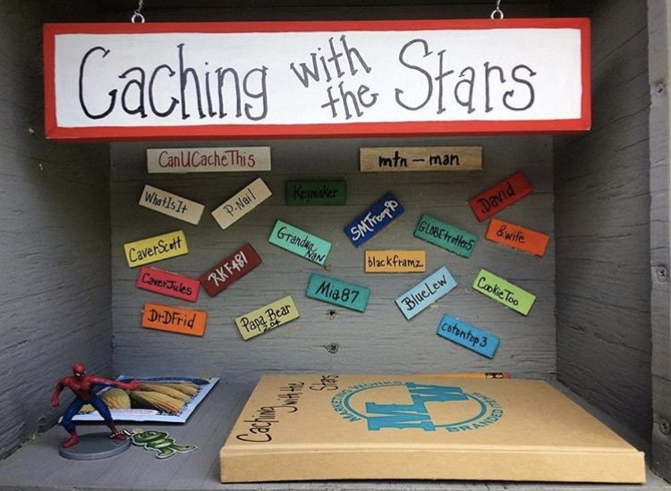 Caching with the stars